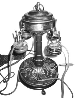 The Théâtrophone receiver